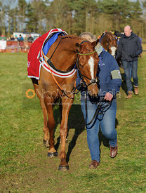 Race 7 - Maiden Div 1 - Cottesmore Point-To-Point, Garthorpe, 28/2