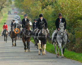 Vix Welton on Cold Overton Road - The Cottesmore at Langham.