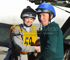 Callie Coles, Toby Coles - The Melton Hunt Club Ride