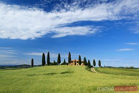 Beautiful tuscan house, Val d'Orcia, Italy
