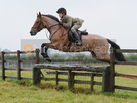 Ned Forryan - The Cottesmore Hunt at Marefield 26/8