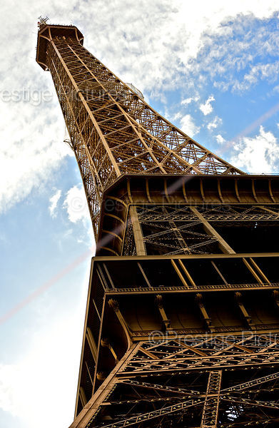 The Amazing Structure of  The Eiffel Tower