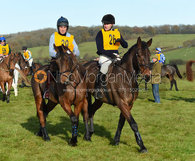Rowan Cope - The Melton Hunt Club Ride