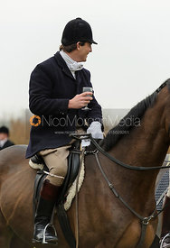 Fred Hopkinson - The Cottesmore Hunt at Dene Bank Farm 3-12