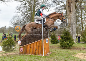 Clare Abbott and EURO PRINCE- CIC***