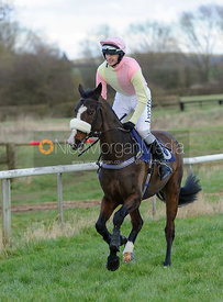 George Greenock (MR MADEIT) - Race 5 - Conditions Race - Cottesmore Point-To-Point, Garthorpe, 28/2