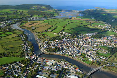 CARDIGAN & TEIFI ESTUARY photos
