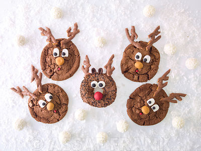 Reindeer Cookies photos