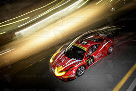 18 Pagny / Bouvet / Perrier / Roy Visiom Ferrari F458 GT2