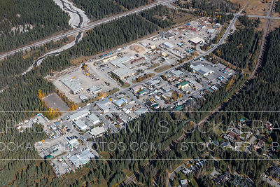 Banff Industrial Compound
