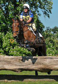 BE100 competitor | Brigstock International Horse Trials 2010