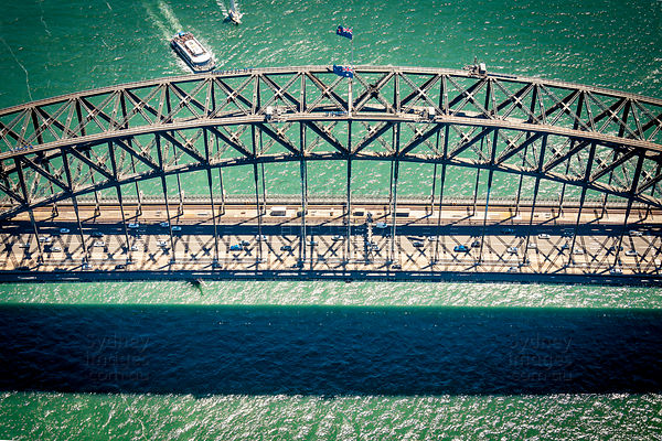 Harbour Bridge Close Up