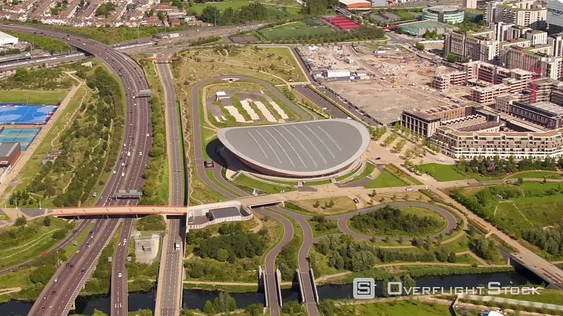 Lea Valley Velodrome, Stratford, London, United-kingdom