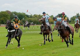 Leadenham Polo Club tournament, Sept 2010