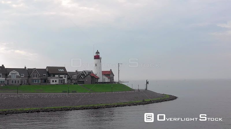 Village of Urk Netherlands