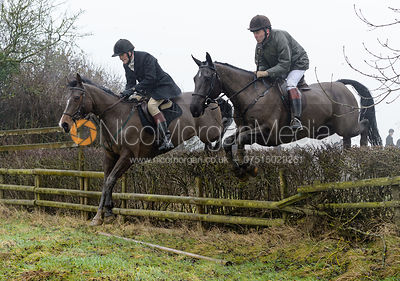The Cottesmore Hunt at Barleythorpe 2/1 photos