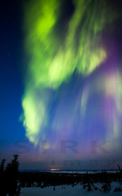 Northern Lights in Riisitunturi National Park