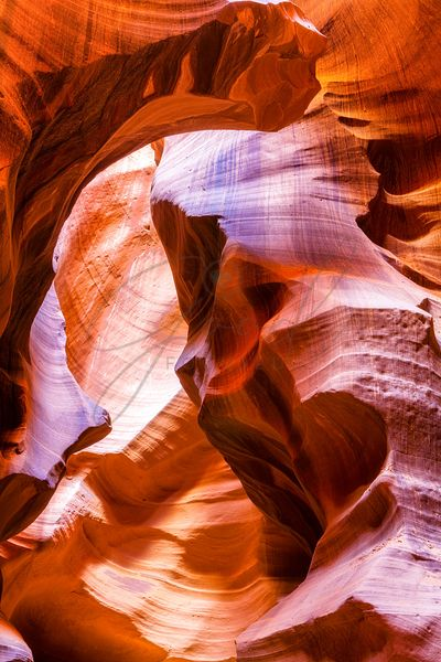 Beautiful Antelope Slot Canyon