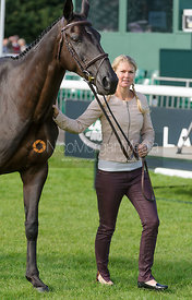 Jonelle Price and CLASSIC MOET - Burghley 2015