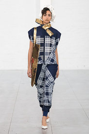 London Fashion Week Autumn Winter 2018 - Fashion East Symonds Pearmain