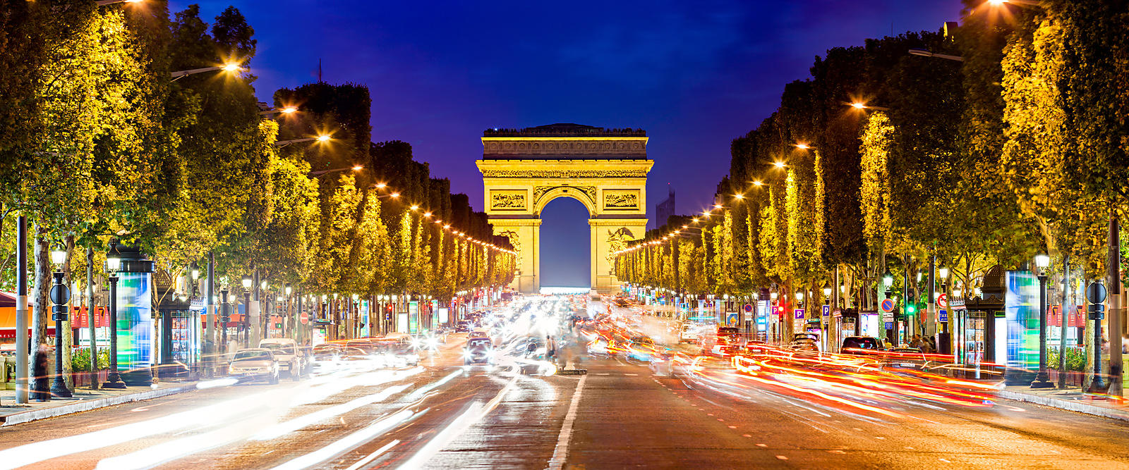 meet me in paris on a champs elysees night
