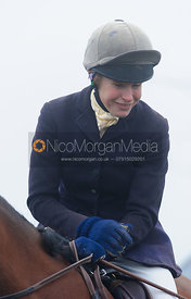 Emily McLane - Melton Hunt Club Ride 2014