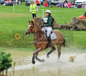 Aoife Clark and PINK GIN - CIC***