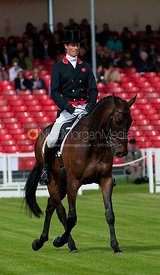 William Fox-Pitt and Macchiato - Badminton Horse Trials 2009