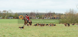 Bridget Chamberlain. The Holderness Hunt visit The Essex and Suffolk