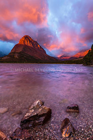 Montana Landscapes - Glacier National Park