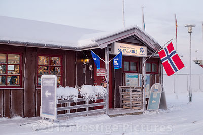 Souvenir Shop in Kirkenes