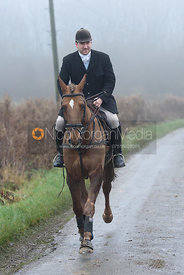 Russell Cripps - The Cottesmore Hunt at Stone Lodge 13/12