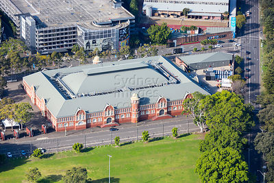 Royal Hall of Industries, Moore Park