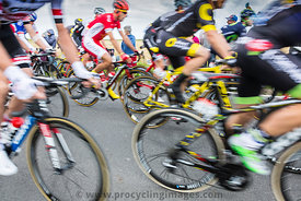 Peloton Abstract - Tour de France 2016