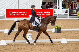 Aoife Clark in the CIC 3* at the NAF Five Star Hartpury International Horse Trials