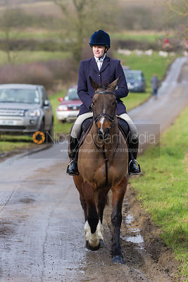 The Quorn Hunt at Sludge Hall 15/2 photos