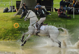 Pippa Funnell and BILLY THE BIZ - Bramham 2015