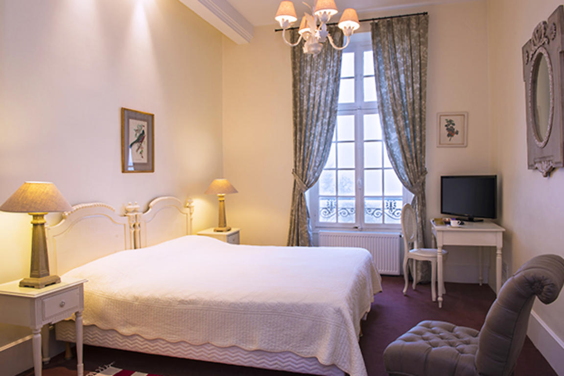 Shooting photo - chambre hotel de charme