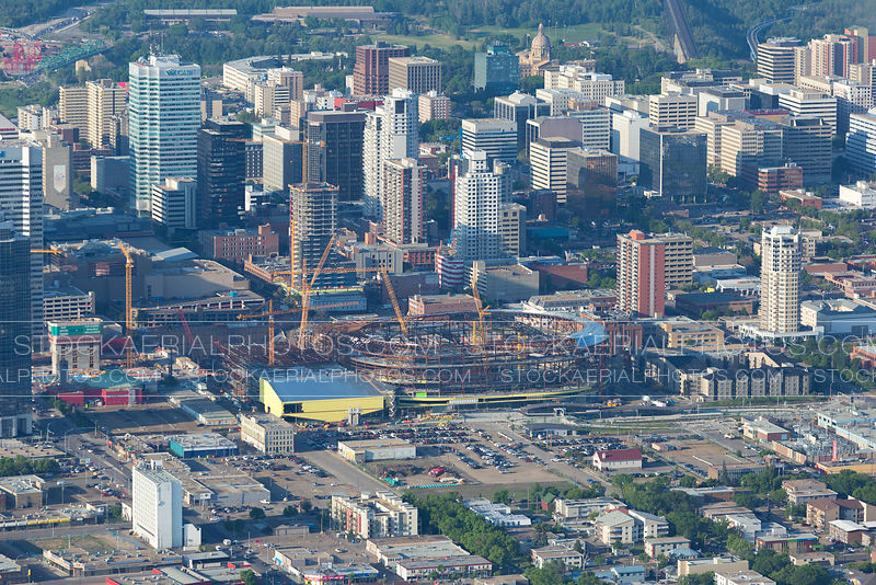 Edmonton Arena District (EAD)