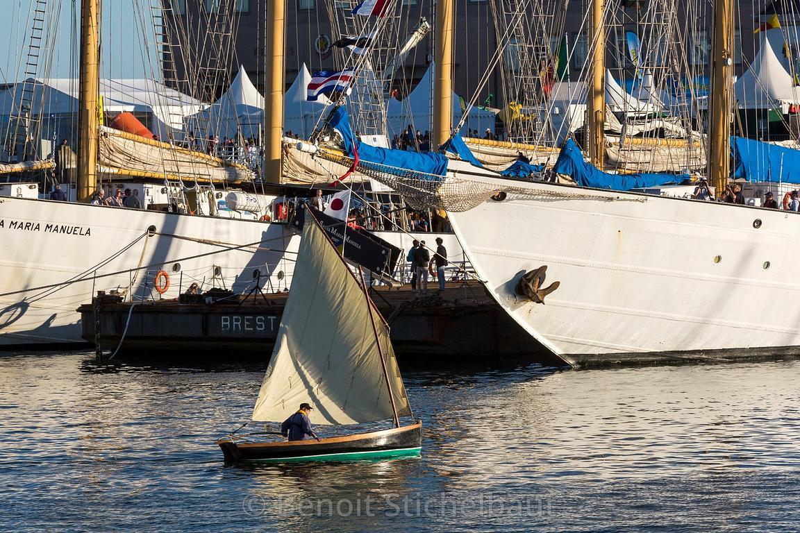 Benoit stichelbaut photographe f tes maritimes brest 2016 for Petit bateau brest siam