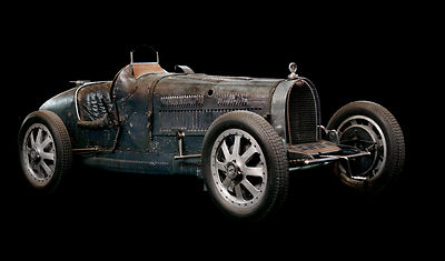 Bugatti Type 35 - 1926 Art Photographs