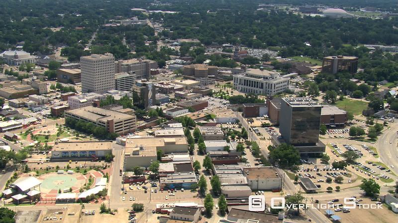 Wide orbit of downtown Lafayette, Louisiana  links with GCC116.