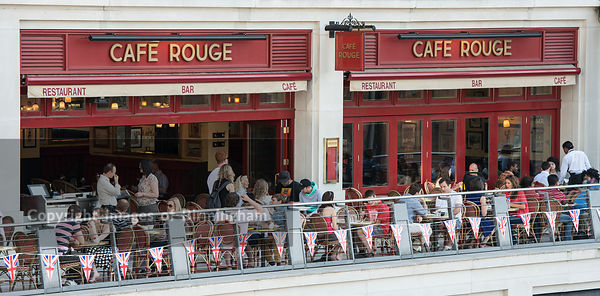 Cafe Rouge at The Mailbox, Birmingham