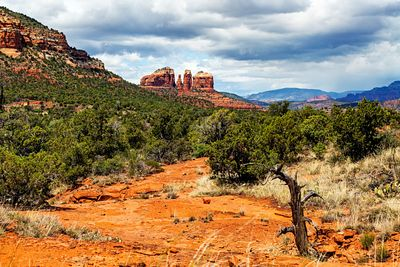Hiking Trail in Sedona, Arizona, USA