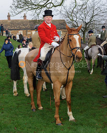 The Cottesmore Hunt's Boxing Day meet 2013.
