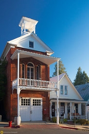 Old Brick Firehouse, Nevada City #4