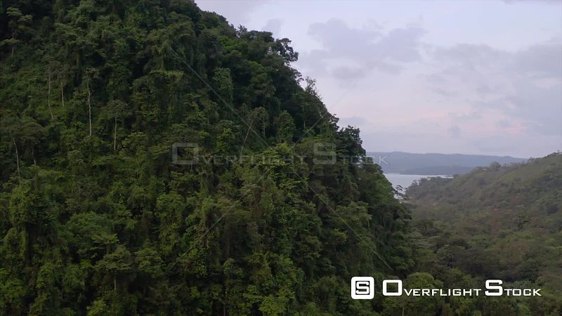 Drone Video Jungle in Costa Rica