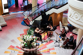 String Quartet, Grand Lobby (Lower) , Lunchtime Recital.