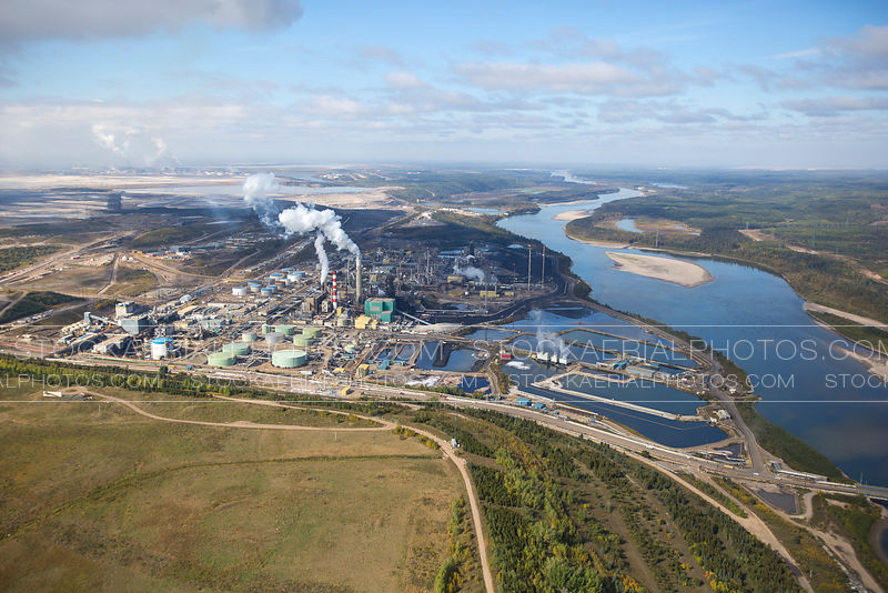 Suncor Upgrade Plant, Fort McMurray