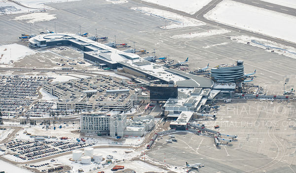 Edmonton International Airport photos